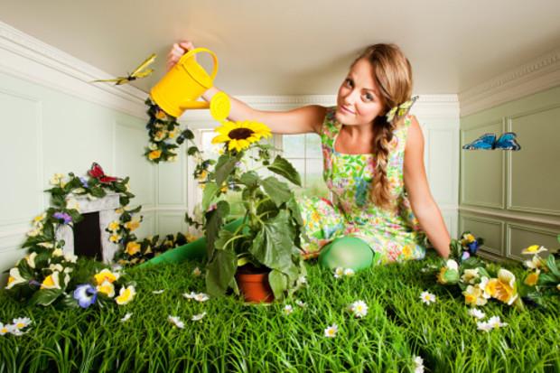 Весна пришла! Идеи весеннего декора интерьера