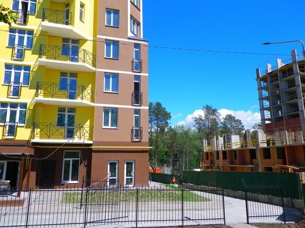 Вести со строительной площадки второй очереди ЖК Велесгард