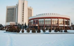 Винница: площадь Василия Стуса реконструируют