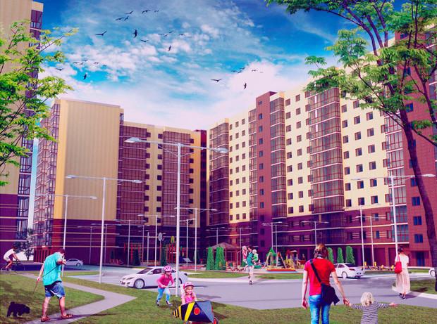 """Внимание! Последние 9 квартир по лучшей цене от застройщика в ЖК """"Семейный"""" Днепропетровск - 9 990 грн/м.кв."""