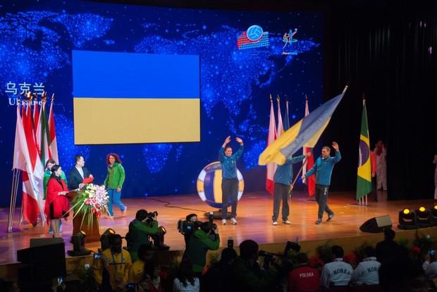 Волейболисты клуба «Славутич» завоевали путевку на паралимпиаду в Рио