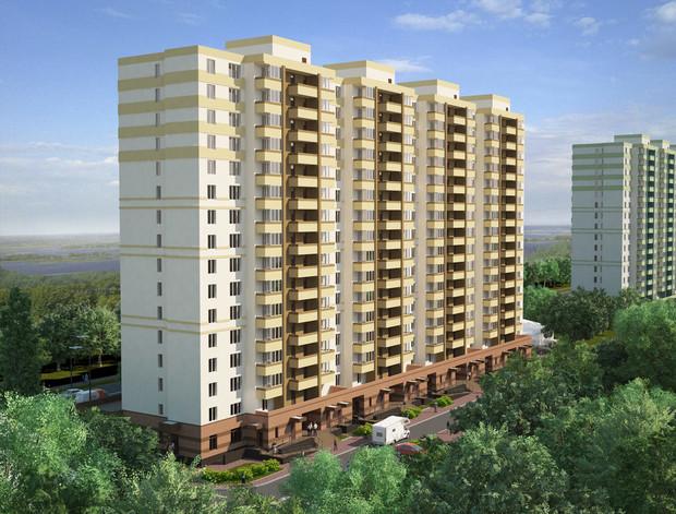 Введения в эксплуатацию первой очереди нового жилого комплекса «Берегиня»