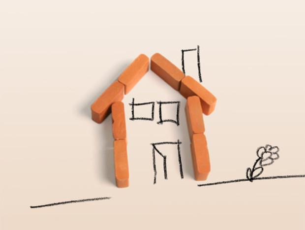 За 2013 г. стоимость отечественной недвижимости снизилась на 26%
