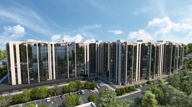Жилой комплекс «River Park» - это практичный и стильный комплекс