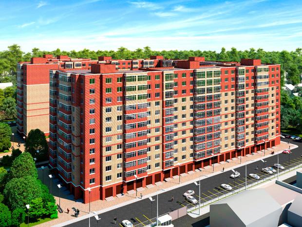 """Жилой комплекс  """"Щасливий"""" предлагает большой выбор квартир на любой бюджет, предпочтения и пожелания!"""