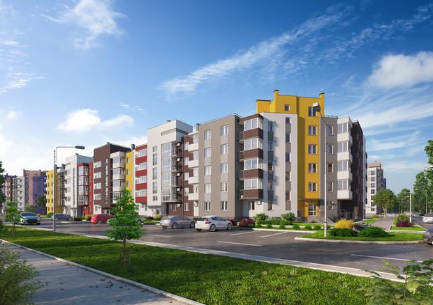 Жилой массив «Нова Буча»: ход строительства на 20.01.2016