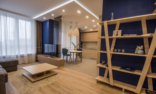 Жить подано: Ковальская презентует готовую квартиру в готовом доме