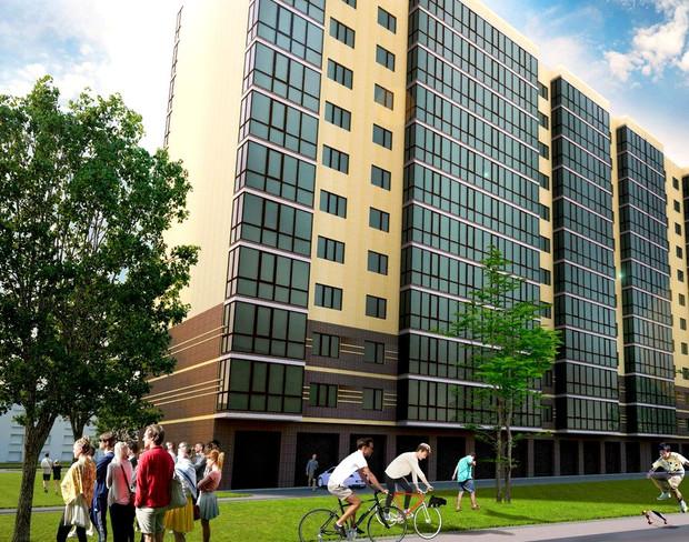 Житловий комплекс «Сімейний» - це новий проект по створенню комфортного та доступного житла.