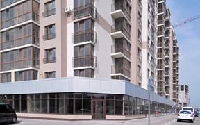 ЖК «Добра Оселя» предлагает приобрести фасадные коммерческие помещения в секциях В3 и В4!