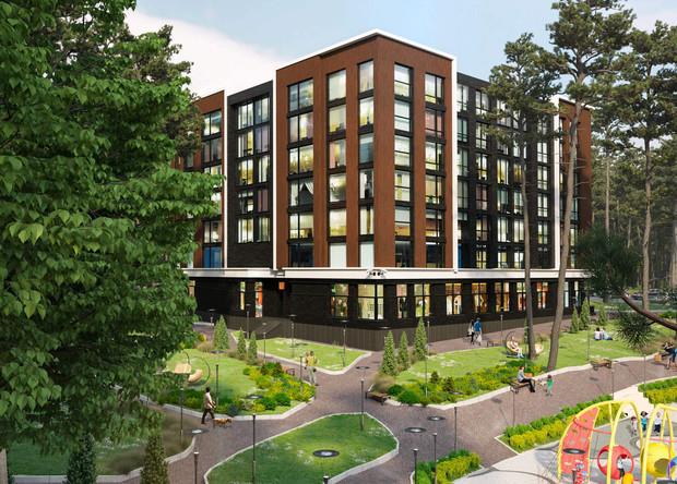 ЖК «Forest Park» — новий формат нерухомості у Києві