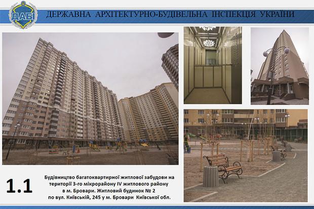 ЖК «Лесной квартал» - лучший жилой комплекс Украины в 2015 году.