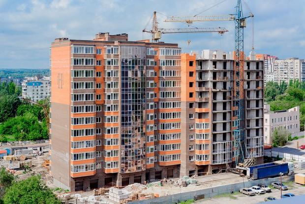 ЖК Набережный квартал в Запорожье получил декларацию о готовности первой секции.