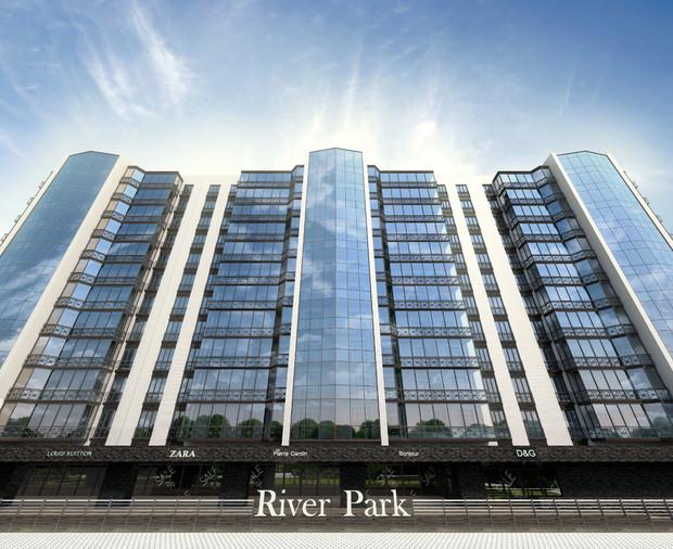ЖК «River Park» – новый жилой комплекс на берегу Днепра!