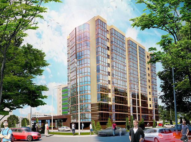 ЖК «Семейный» предоставляет новое качественное семейное жилье по цене 9000 грн/м²!