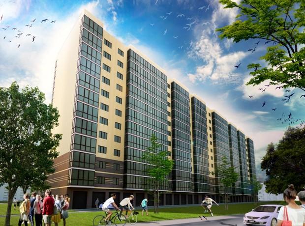 ЖК «Семейный» - современный, удобный и технически  продуманный жилой комплекс
