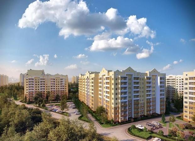 ЖК «София Киевская» предлагает доступное жилье от застройщика