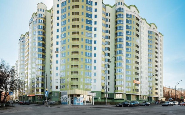 ЖК Васильковский: почем последние квартиры в 10 мин. от центра Киева?