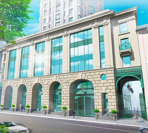 ЖК «Ярославов град» - квартиры в историческом центре с ультрасовременной инфраструктурой
