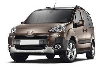Peugeot Partner пасс.