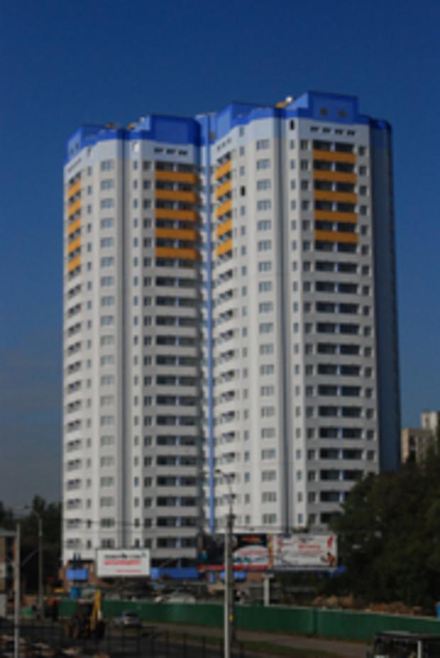 +1: в Киеве на Святошино в эксплуатацию сдан жилой дом