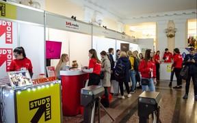 10 000 київських студентів скористалися можливістю стати співробітниками провідних компаній за один день
