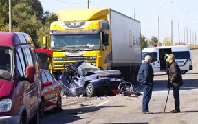 10 главных причин ДТП с пострадавшими в Украине