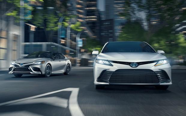 10 самых востребованных новых авто мира в 2021 году