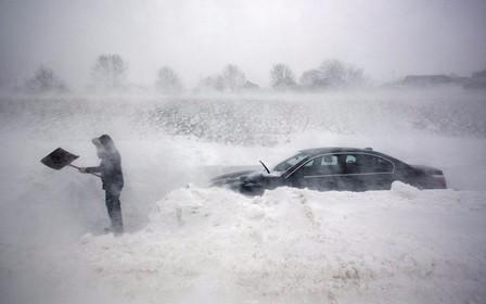 10 речей, які варто мати в машині взимку