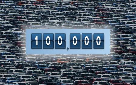 100 тисяч автомобілістів вже зреклися статусу «бляховода»