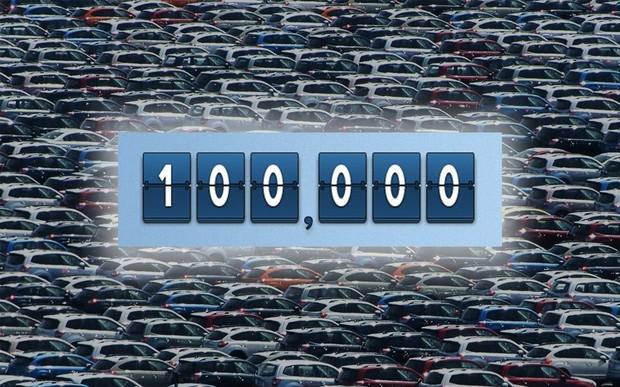 100 тысяч автомобилистов уже отреклись от статуса «бляховода»