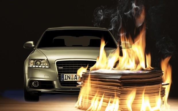 1000 автомобілів розмитнено за фальшивими документами
