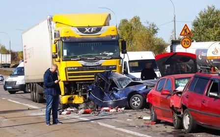 15 самых опасных дорог Украины в 2020-м