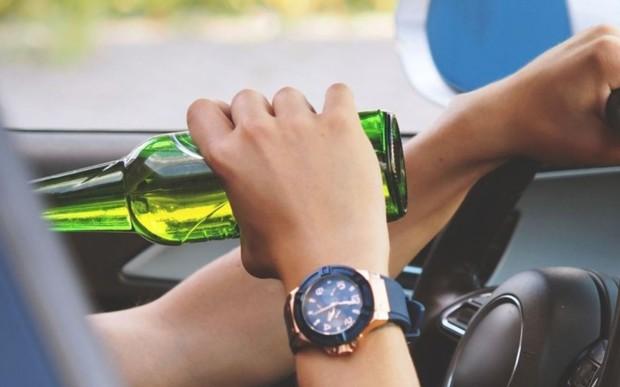 171 пьяный водитель в неделю. Полиция Киева опубликовала новую статистику