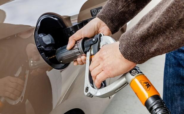 2,5 литра газа продают по цене литра бензина. Давно такого не было!