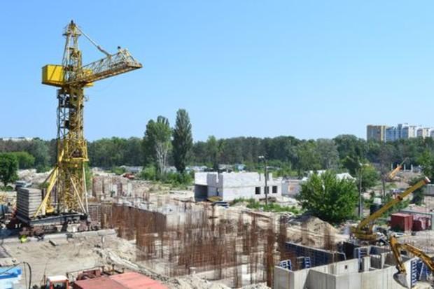 2 очередь ЖК «Парковые озера» уже строится