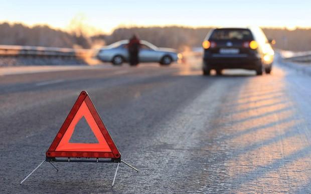 22,3 тыс ДТП в одном городе. В каких районах Киева происходит больше всего аварий?