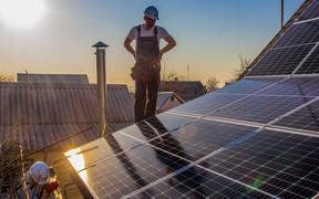 30 тыс. семей в Украине экономят с помощью солнечной энергии