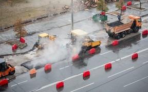 300 млрд грн планируют «закопать» в украинские дороги
