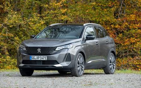 300-сильний Peugeot 3008 з повним приводом вже в Україні. Скільки гривень?