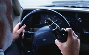 320 пьяных каждый день: полиция отчиталась о количестве нетрезвых водителей