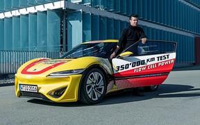350 000 км без поломок на жидкостном электромобиле. Почему Quantino еще не производят?