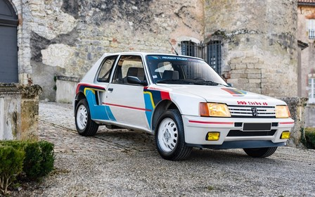 36-летний Peugeot 205 оценили в рекордные 300 тысяч евро