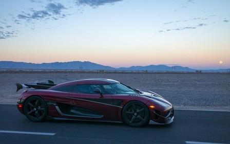 447 км/час: Koenigsegg Agera RS установил новый рекорд скорости