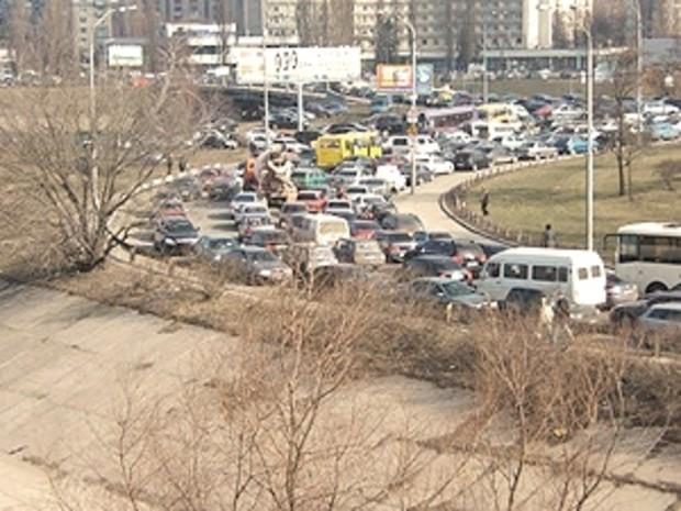 5 самых аварийных участков столицы