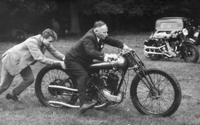 5 самых ярких мотоциклов Ретрослета «Александрия»