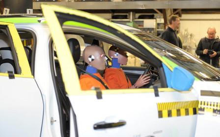 «5-зіркова безпека нового Ford Focus»
