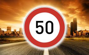 50 км/ч в «населенке». Кабмин изменил ПДД