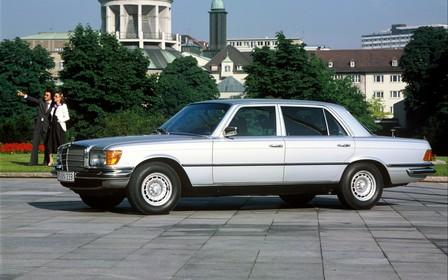 6,9-литровому Mercedes-Benz 450 SEL - почти полвека!