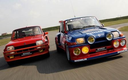 6 лучших «зажигалок» от Renault Sport