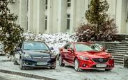 Сравниваем Mazda 6 и Opel Insignia 2015 года